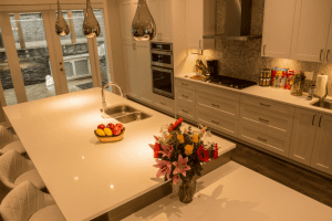 Massive Counter Top + Kitchen