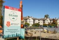 booming housing market